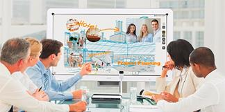 Interactive Whiteboards von Ricoh