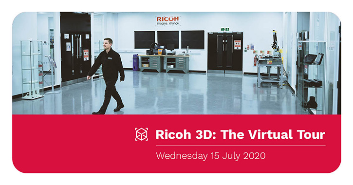 Ricoh 3D: The Virtueller Rundgang